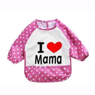 ເສື້ອກັນເປື້ອນ i love MaMa