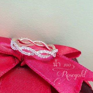 แหวน INFINITY Diamond Ring