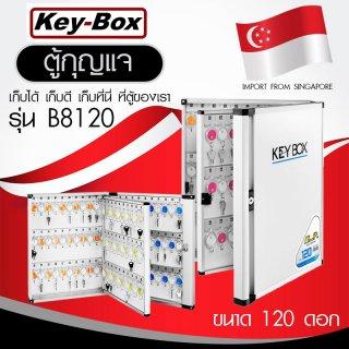 ตู้กุญแจ 120 ดอก รุ่น B8120 (K123)