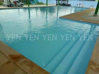 Blue PVC Sheet Membrane