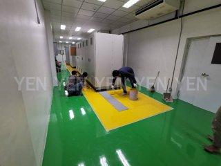 Epoxy Flooring System พื้นอีพ็อกซี่