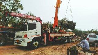 รถเฮี๊ยบรับจ้างนนทบุรี