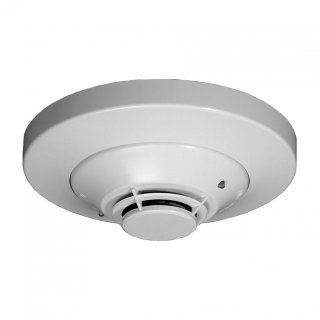 Plug-In Photoelectric Smoke Detector FSP-851