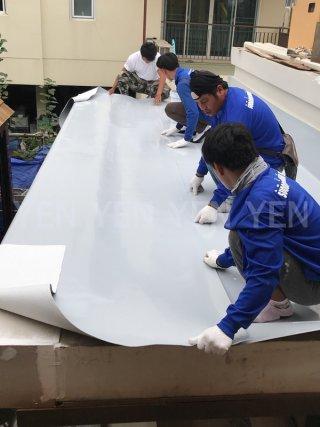 Evalon PVC Sheet Membrane