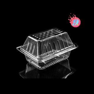 กล่องบรรจุภัณฑ์อาหารและขนม PET-02, PET-02S, E-02B