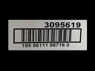 ผลิตสติ๊กเกอร์บาร์โค้ดราคาถูก
