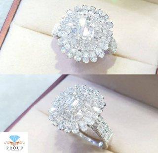 แหวน รุ่น BIG Emerald 30 Carat