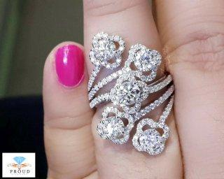 แหวนเพชร GIA DIAMOND