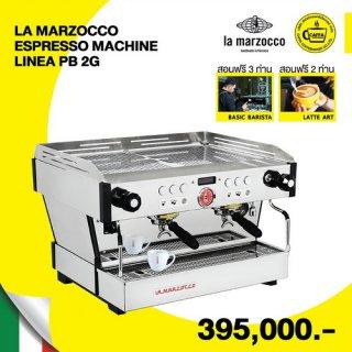 LA MARZOCCO ESPRESSO MANCHINE LINEA PB 2G