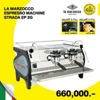 LA MARZOCCO ESPRESSO MANCHINE STRADA EP 2G
