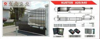 มอเตอร์บานสวิง KUSTOS A40