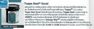 น้ำยาเคลือบหลังคา Topps® Excel