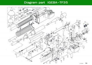 อะไหลเครื่องพ่นควัน IGEBA TF35