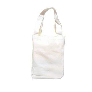 กระเป๋าผ้าดิบ ขนาด 27 x 22 x 6 cm
