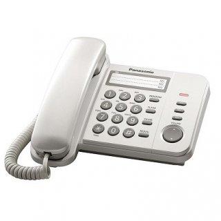 โทรศัพท์ตั้งโต๊ะ-ติดผนัง Panasonic รุ่น KX-TS520MX