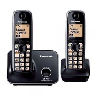 โทรศัพท์ไร้สาย Panasonic รุ่น KX-TG3712BXB