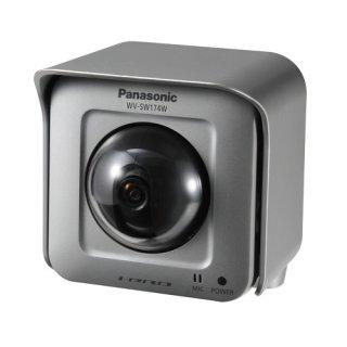 กล้องวงจรปิด CCTV IP Camera รุ่น WV-SW174WE