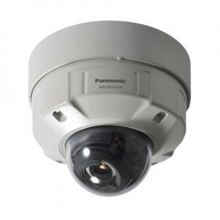 กล้องวงจรปิด CCTV IP Camera รุ่น WV-S2511LN
