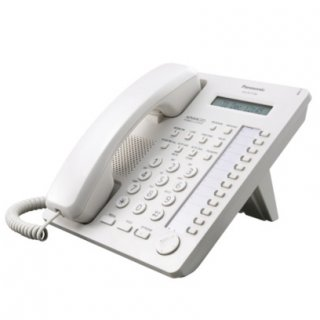 โทรศัพท์อนาล็อกคีย์แบบมีจอ 12 ปุ่ม รุ่น KX-AT7730X