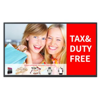 65 นิ้ว FULL HD LCD Display TH-65EF1W