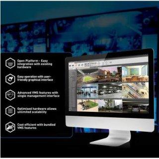 Panasonic NVR integration รุ่น PV NVR