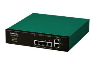 Switch-GA-AS4TPoE+ รุ่น PN25048-TH