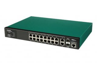 PoE switch, Switch-M16eGLPWR รุ่น PN28168-TH