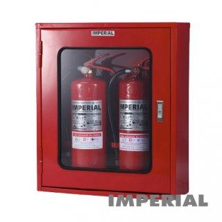 ตู้เก็บถังดับเพลิง (ตู้คู่) IMPERIAL