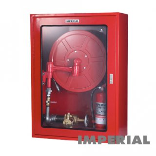 ตู้เก็บสายส่งน้ำดับเพลิง FIRE HOSE REEL