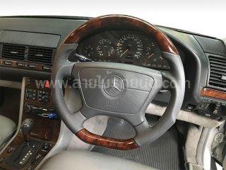 ลายไม้ Mercedes Benz W140