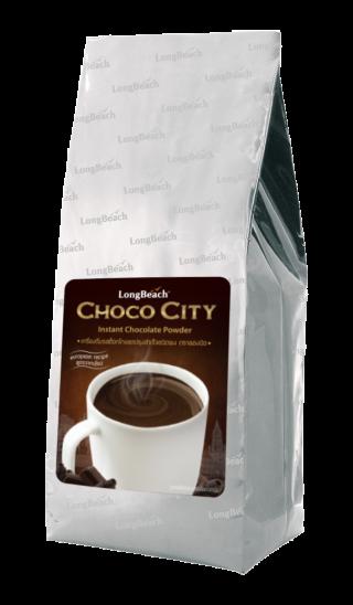 ลองบีชผงช็อคโกแลตโกโก้ซิตี้