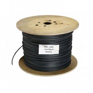 สายไฟ PV1 F 6 Sq mm 1000m