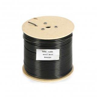 สายไฟ PV1 F 4 Sq mm 500m