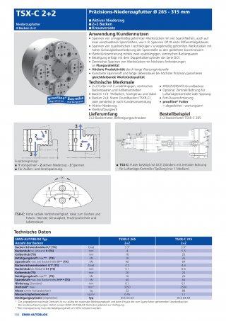 TSX-C 2+2