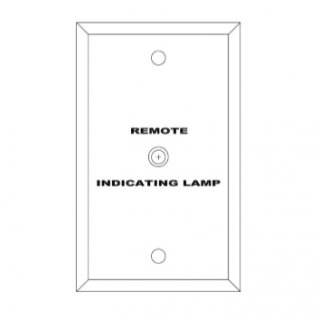 LOCAL Remote Indicating Lamp
