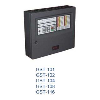 Revised Conventional Fire Panel