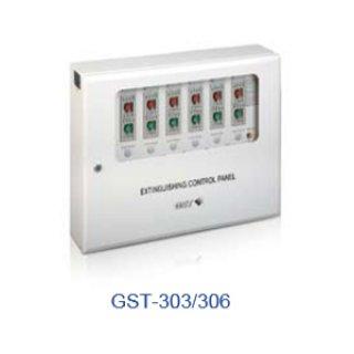 แผงควบคุมดับการดับแก๊ส รุ่น GST-303/306