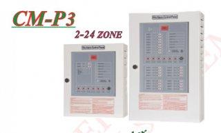 แผงควบคุมสัญญาณเตือนไฟไหม้ รุ่น CM-P3