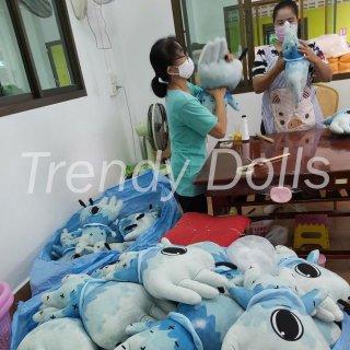 โรงงานรับผลิตตุ๊กตาพรีเมี่ยม