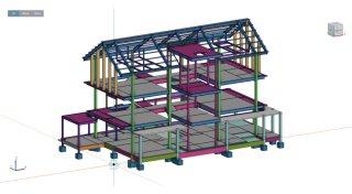 รับออกแบบโครงสร้างสำนักงาน