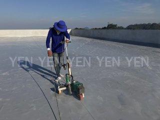 ระบบกันซึม Sintec PVC Membrane