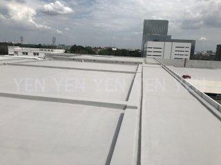 Sintec PVC Membrane System