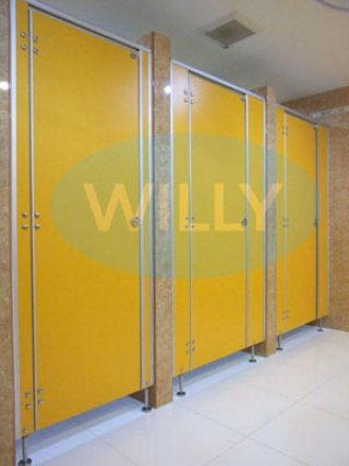 WILLY TOILET PARTITION