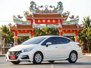 เช่ารถ New Nissan Almera 2020