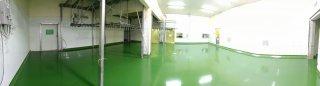 สีพื้นโรงงานอาหาร