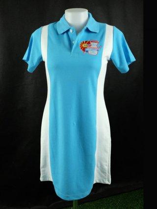 ชุดแซก/เดรสคอปก (Polo Dress)