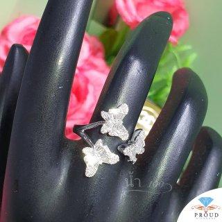 แหวนเพชร Chanel Butterfly