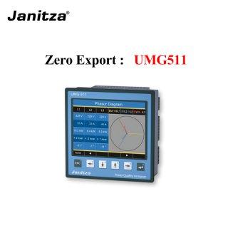 Zero Export Digital Meter Janitza UMG511