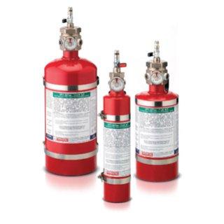 ระบบดับเพลิงอัตโนมัติสำหรับพื้นที่ขนาดเล็ก