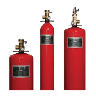 ระบบดับเพลิงอัตโนมัติด้วยสาร FM 200